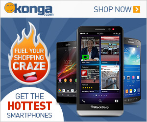 Clearance Sale at Konga