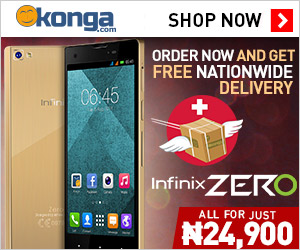 free nationwide delivery when you order from Konga