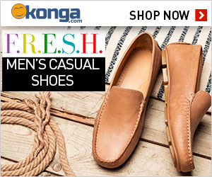 mens casual shoes from Konga