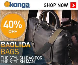 Baolida bags from Konga