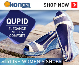 Qupid shoes from Konga